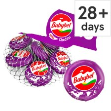 Mini Babybel Cheddar 120G