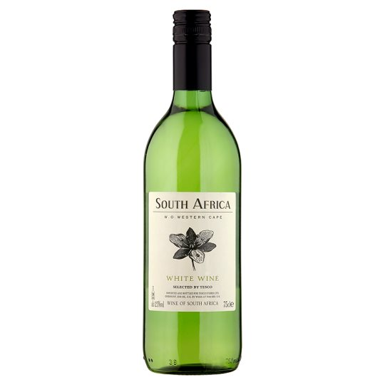 Tesco South African White 75Cl