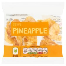 Tesco Pineapple 40G