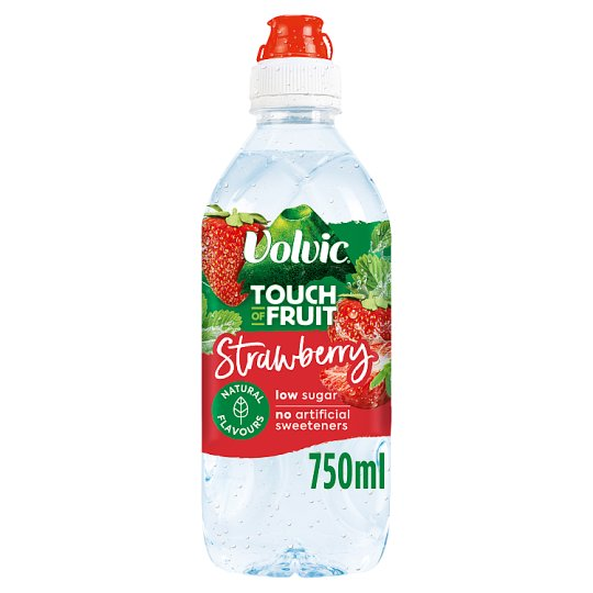 Volvic Touch Of Fruit Strawberry 750Ml