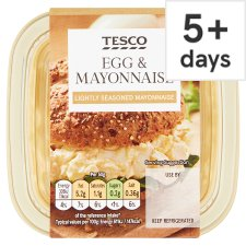 Tesco Egg Mayonnaise Sandwich Filler 450G