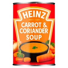 Heinz Carrot And Coriander Soup 400G