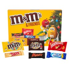 image 2 of M&M's And Friends Medium Selection Box 144G
