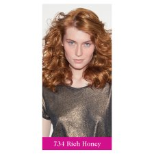 image 2 of L'or/Ccg Rich Honey 734 Hair Dye