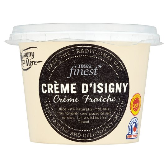 Tesco Finest Creme Fraiche D'isigny 250Ml