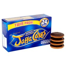 Mcvities Jaffa Cakes Twin Pack 2X150g 24P