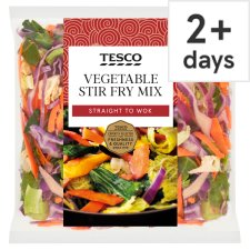 Tesco Vegetable Stir Fry 320G
