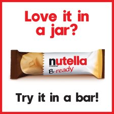 image 2 of Nutella B-Ready 6 X 22G