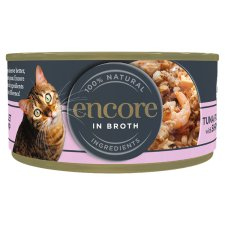 Encore Tuna Prawn Tinned Cat Food 70G