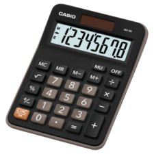 Casio Mx 8B Desk Calculator Black