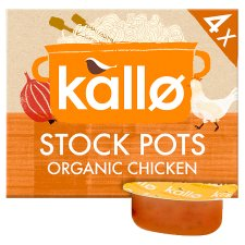 Kallo Organic Chicken Stockpot 96G