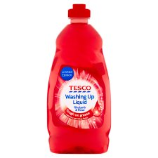 Tesco Washing Up Liquid Limited Edition Seasonal 450Ml