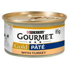 image 1 of Gourmet Gold Pate With Turkey 85G