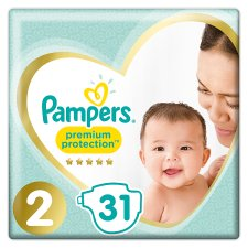 Pampers New Baby Size 2 Carry Pack 31