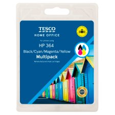 Tesco Combo Printer Ink for HP 364