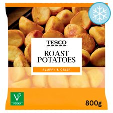 Tesco Roast Potatoes 800G