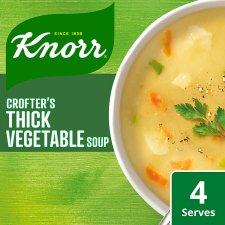 Knorr Thick Vegetable Dry Soup 75G