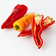 image 2 of Tesco Sweet Pointed Peppers 280G