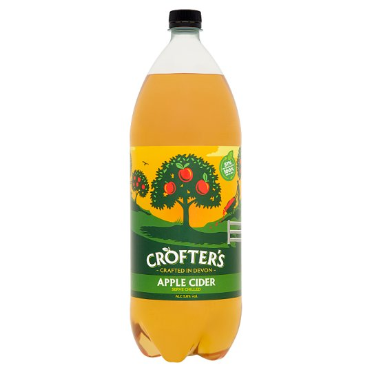 Crofters Apple Cider 5% 2 Litres