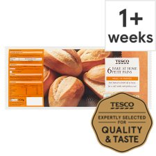 Tesco Bake At Home Petit Pain 6 Pack