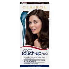 Nice N Easy Root Touch Up Permanent Dark Brown 4 Hair Dye