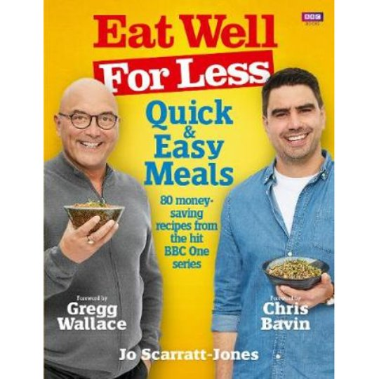 Eat Well For Less Quick And Easy Meals Jo