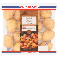 Tesco White Potatoes 2.5Kg