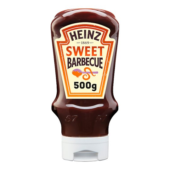 Heinz Sticky Barbecue Sauce 500G