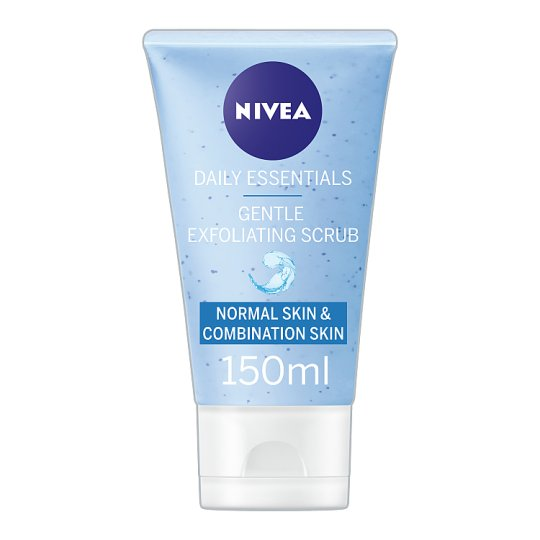 Nivea Daily Essentials Scrub 150Ml