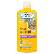 Natural World Chia Seed Shampoo 500Ml