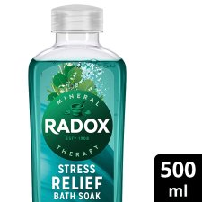 Radox Stress Relief Bath Soak 500Ml