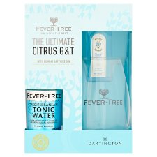 Fever Tree Gin And Tonic With Glass Gift Set