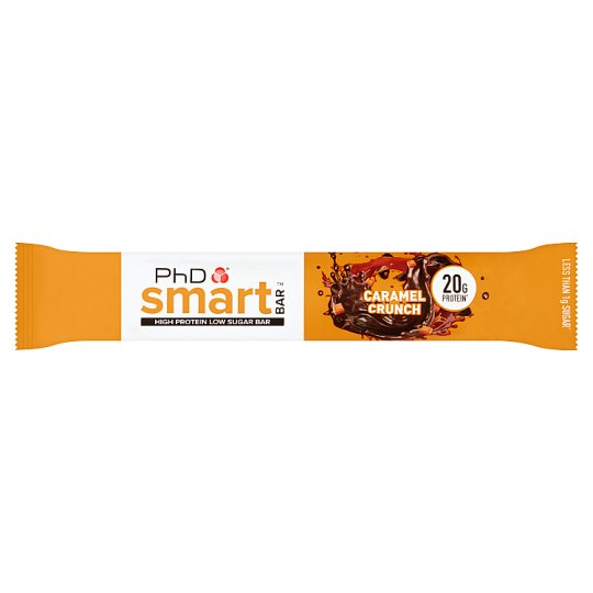 Phd Smart Bar Caramel Crunch 64G