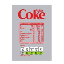 image 3 of Diet Coke 24 X 330Ml Pack