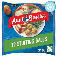 Aunt Bessie's 12 Sage And Onion Stuffing Balls 310G