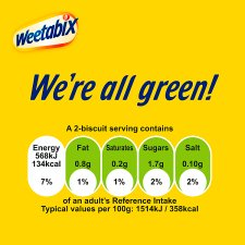 image 2 of Weetabix Cereal 72 Pack