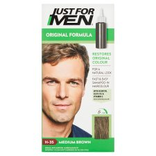 Just For Men Hair Colourant Medium Brown