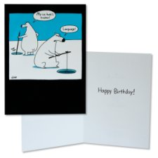 Hallmark Birthday Card Humour