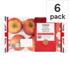 Tesco Rubens Apple 6 Pack