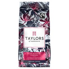 Taylors Rare Ethiopia Ground Coffee 227G