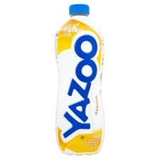 Yazoo Banana Milkshake 1 Litre Bottle