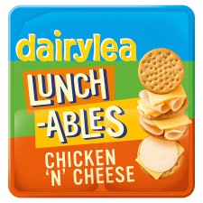 Dairylea Lunchables Chicken And Cheese 76.8G