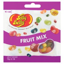 Jelly Belly Fruit Mix 70G Bag