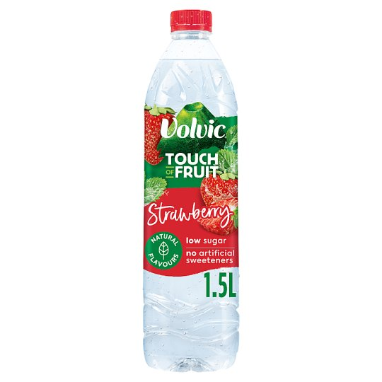 Volvic Touch Of Fruit Strawberry 1.5Ltr