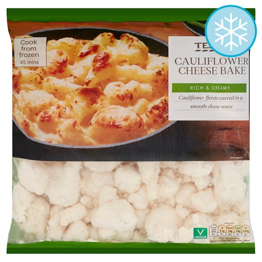 Tesco Cauliflower Cheese Bake 680G