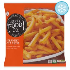 Hearty Food Co Straight Cut Chips 1.5Kg