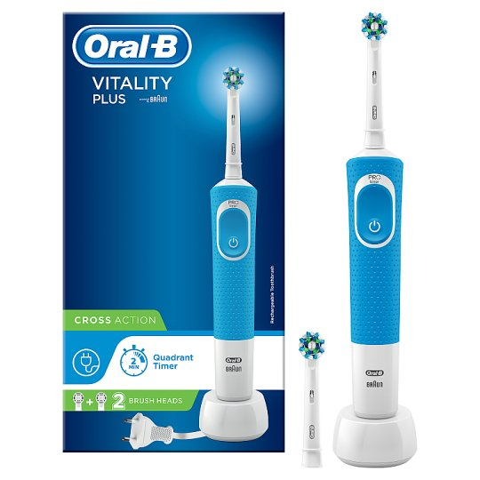 Oral-B Vitality Plus Cross Action Electric Toothbrush