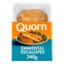 Quorn Meat Free Cheese Escalopes 2 Pack, 220G