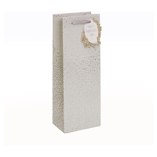 Tesco Special Day Champers Bottle Bag