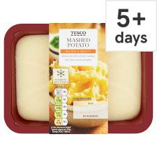 Tesco Mashed Potato 450G